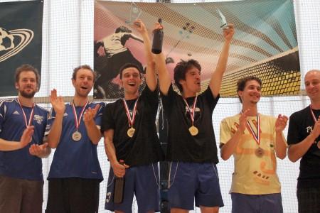 Champions du Monde 2014 - Gregory Lima et Arthur Ledain (RNH Footbag)